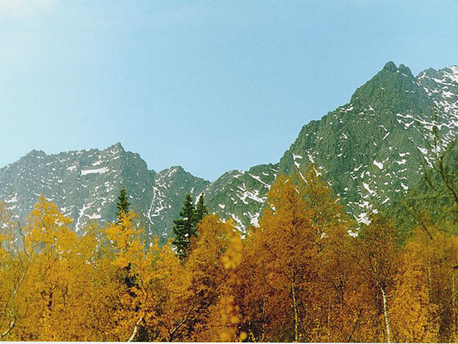 ural mountain range facts